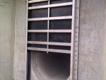 HDPE penstock - Wall mounted